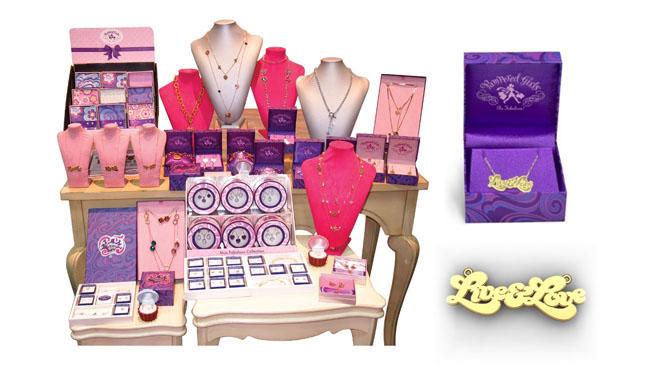 Pampered Girls Fashion Jewelry